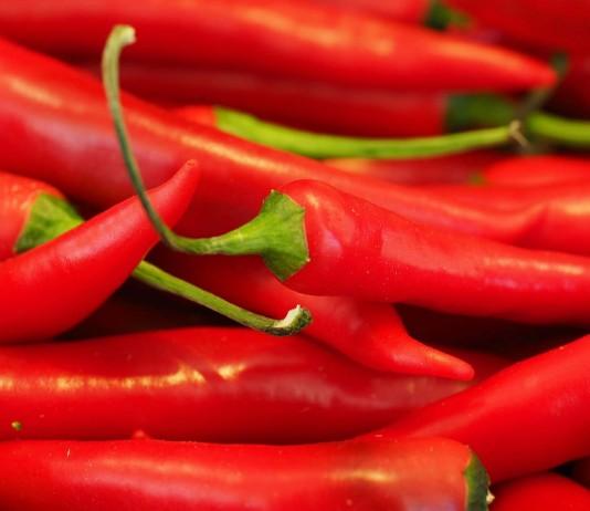 El consumo regular de alimentos picantes pueden aumentar la vida útil, según un estudio
