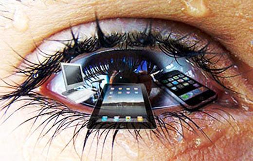6 consejos para evitar el síndrome visual informático