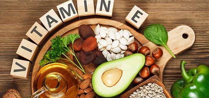 Propiedades vitamina E