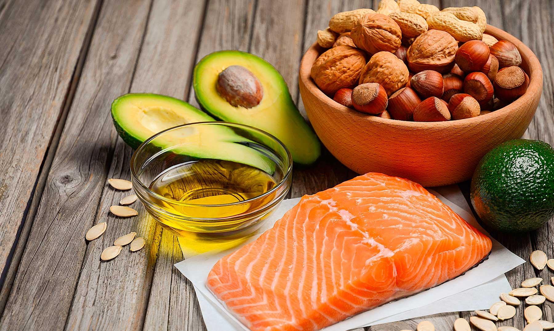 Todo sobre las grasas saludables | Beneficios y alimentos ...