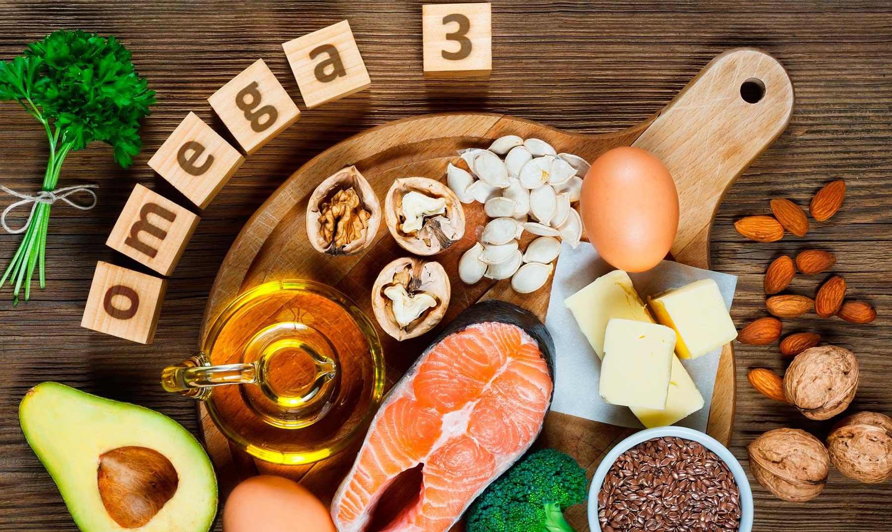 Los beneficios de los ácidos grasos omega 3. ¡Concócelos!
