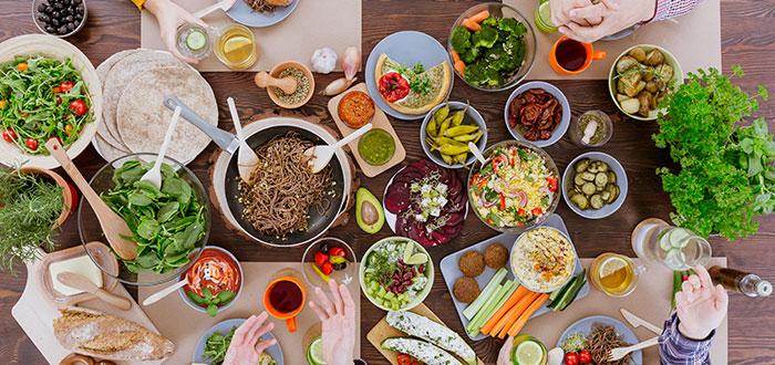 6 Tips para mejorar el sabor de la comida vegetariana 2