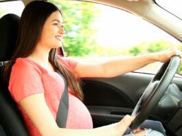 Consejos para ir segura en coche si estás embarazada