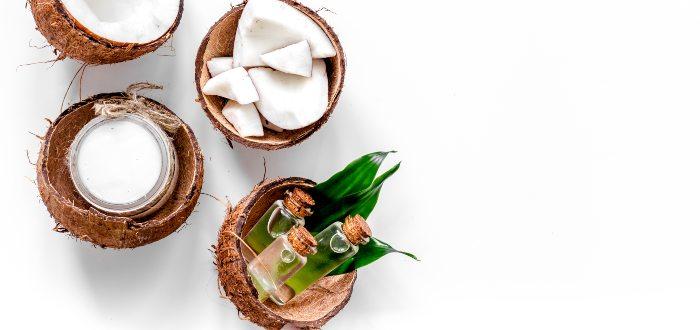 Variedades del aceite de coco
