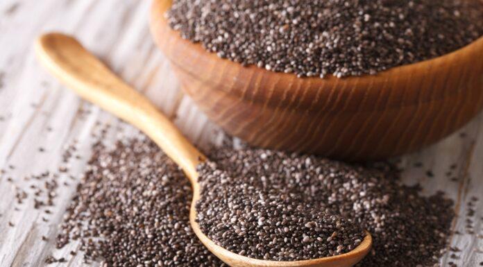 Beneficios de la chía | Una pequeña y poderosa semilla
