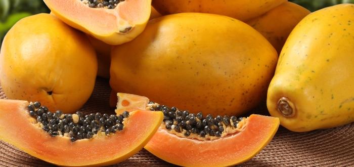 ¿Qué es la papaya?