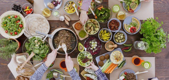 Beneficios de ser vegetariano- Contraindicaciones de ser vegetariano