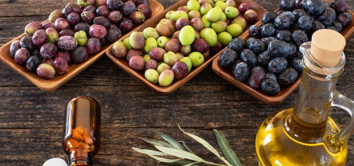 Beneficios de la aceituna- Variedades de la aceituna
