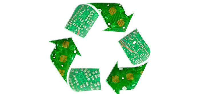 La medicina para la basura electrónica está en el reciclaje 2
