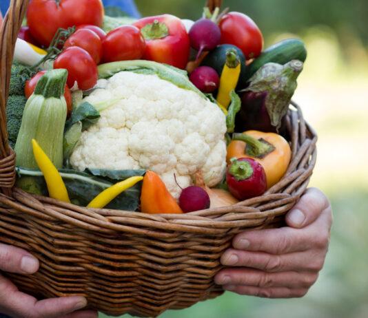 Beneficios de una alimentación ecológica y saludable.