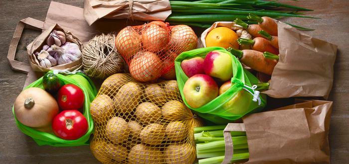 Beneficios de una alimentación ecológica y saludable..