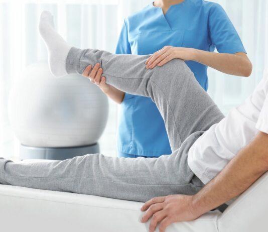 Cómo tratar las lesiones de rodilla en fisioterapia