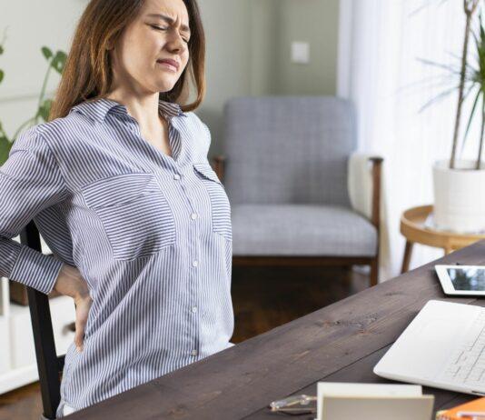 Nueva web especializada en problemas de espalda