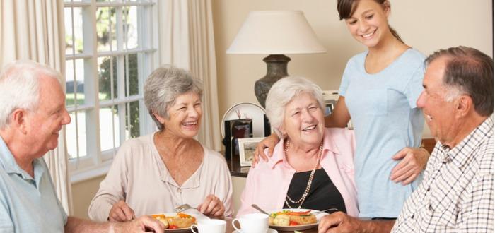 Ventajas de las residencias para mayores