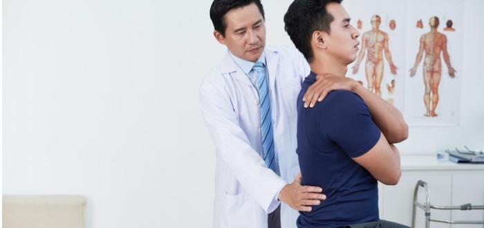 corregir la postura corporal