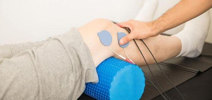 Electricidad para fisioterapia