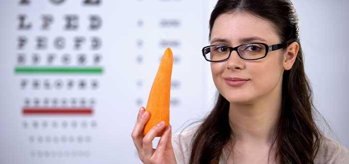 alimentos para cuidar de los ojos