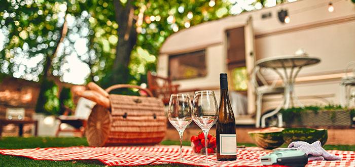 picnic caravana